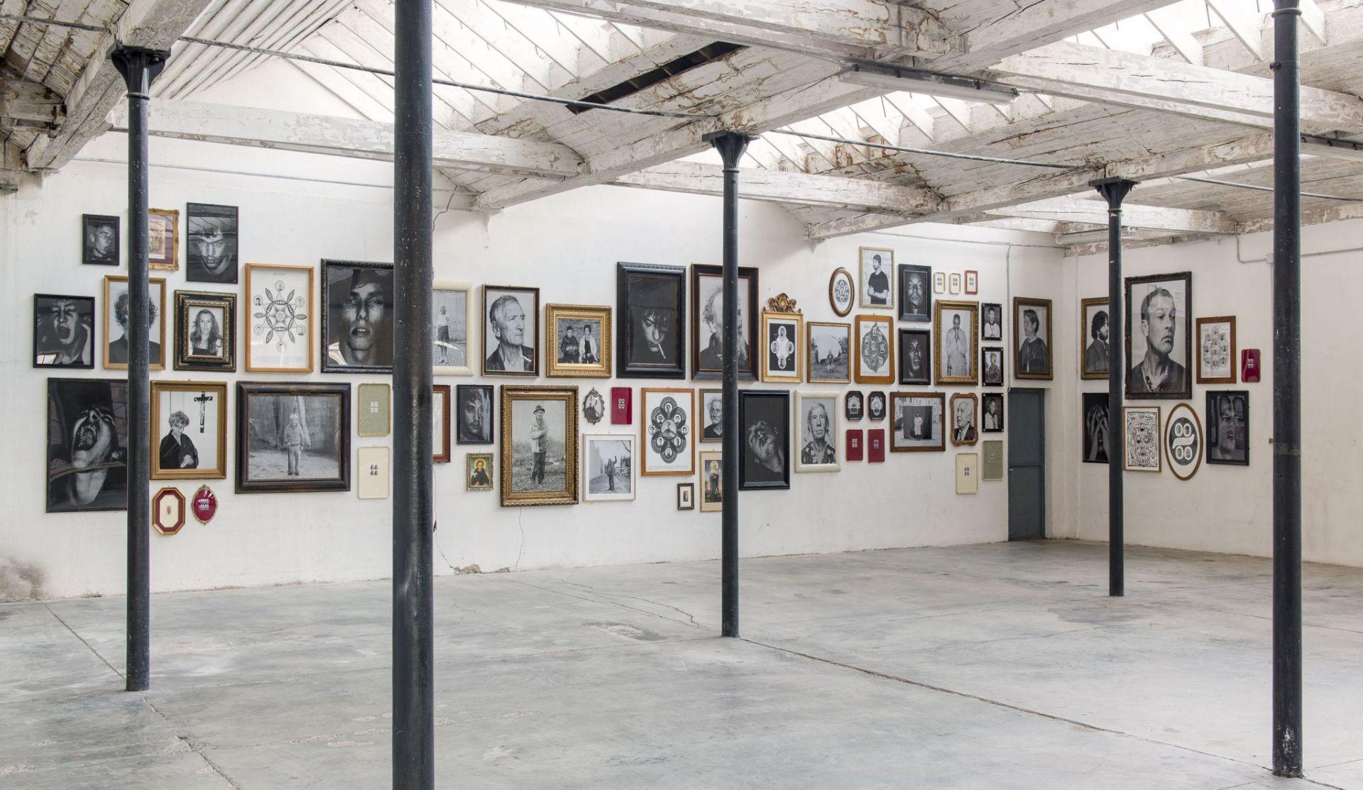 Piero Martinello Installation views